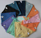 New Polo Ralph Lauren Pony V Neck T Shirt S M L XL 2XL