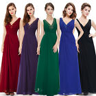 Ever Pretty Elegant Ladies Long Bridesmaid Party Evening Gown Dresses 08103