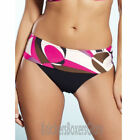 Fantasie Athens Fold Bikini Briefs/Bottoms Pink Flambe 5397 NEW Select Size