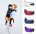 Infant Boy Girl Baby Kids Front Sling Carrier Carriage Hip Seat Belt Baby Gear