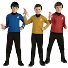 Star Trek Costumes Kids Halloween Fancy Dress on eBay