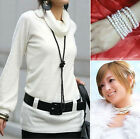 Hot! Contracted temperament Fashionable joker long pearl sweater chain necklace