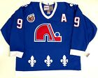 MIKE RICCI QUEBEC NORDIQUES CCM VINTAGE JERSEY STANLEY CUP 100TH ANNIVERSARY NEW