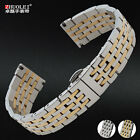 NEW 19mm 20mm solid durable stainless steel watch band for Tisso-