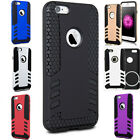 Shockproof Rugged Hybrid Rubber Hard Armor Case Cover for iPhone 6 6+ Plus