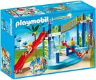 PLAYMOBIL 6670 Waterpark Playground with slide