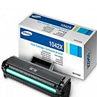 Genuine Samsung Black LaserJet MLT-D1042X Toner Cartridge