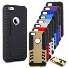 """New Hybrid Shockproof Rugged Rubber Hard Case Cover for iPhone 6 4.7"""" Plus 5.5"""