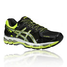 Asics Gel-Kayano 21 Mens Black Running Support Road Sports Shoes Trainers Pumps