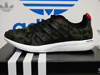 NEW ADIDAS Climacool Leap Men's Running Shoes - Green/Black;  S83803