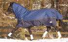 Masta Turnoutmasta 350g Fixed Neck Winter Heavyweight Horse Turnout Rug Combo