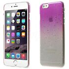 iPhone 6S 6 5C Mobile Phone Water Drop Style Hard Back Case Protective Fit Cover