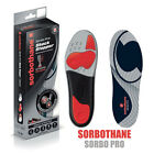 NEW Sorbothane Sorbo Pro TOTAL CONTROL INSOLES Orthotic Foot Sporting Activity