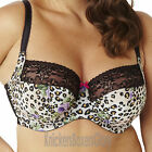 Panache Sculptresse Chi Chi Full Cup Bra Animal Print 7695 NEW Select Size