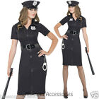 CL448 Constable Cutie Police Officer Cops Womens Uniform Fancy Dress Up Costume