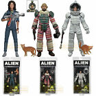 Aliens figura serie 4 Neca Alien Ripley jumpsuit compression suit Dallas Aliens