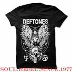 PUNK ROCK ALTERNATIVE DEFTONES T SHIRT MEN'S SIZES image