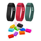 3 Pack Large Replacement Wrist Band Wristband With Fastener Ring for Fitbit Flex