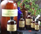 """HAWTHORN BERRY TINCTURE Extract All Natural Full Spectrum """"Whole Herb"""" ORGANIC"""