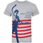 Bruce Springsteen - Stripes Mens Short Sleeve T-Shirt - New & Official In Bag