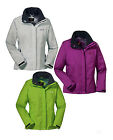 JACK WOLFSKIN WOMENS ARCITA WATERPROOF JACKET - BNWT