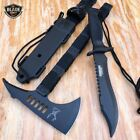 ZOMBIE FULL TANG RAMBO BOWIE MACHETE TACTICAL SURVIVAL HUNTING FIXED BLADE KNIFE