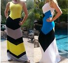 2015 Backless Womens Summer Bandage Prom Long Cocktail Party Maxi Evening Dress