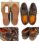 Timberland Men's Earthkeepers 3Eye Classic Lug Leather Boat Shoes Brown 30003