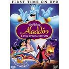 Aladdin (DVD, 2004, 2-Disc Set, Special Edition English / French / Spanish)