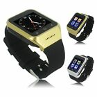 New ZGPAX-S8 512M 4GB Dual CPU MTK6572 1.2GHz 3G Android 4.4 Smart Watch Phone