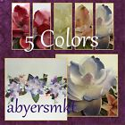 Floral Swag Silk Flowers Magnolia Hydrangea Lily 38""