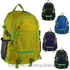 NEW Mens Ladies Hi Visibility BACKPACK RUCKSACK by Outdoor Gear Travel BAG