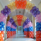 Mixed 100pcs 10 inch Pearl Latex Balloon Celebration Party Wedding Birthday