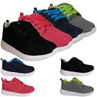 New Kids Boys Girls Infinity Flexi Sports Walk School Trainers Comfort Shoes Uk