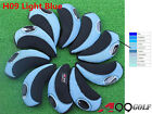 Spicybuys Golf Iron Head Cover 10pcs With Free 2 leash straps - different colors