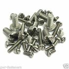 M3/3mm A2 Stainless Steel Slotted Pan Head Machine Screws/Bolts DIN85