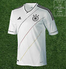 Germany Home Shirt - Official Adidas Football Shirt - Mens - All Sizes