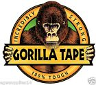 Gorilla Tape All - Black, Silver, Clear, Tough&Wide, White, Mounting, Handy