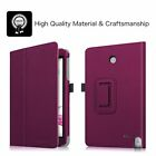 Folio PU Leather Case Stand Cover for LG G Pad F 8.0/F8.0 V495 V496 UK495 4G LTE