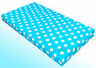 Baby fitted sheet for Pram/Moses Basket/Crib/Cot/Cot Bed 100%Cotton patterned  <br/> lots patterns 4 sizes 38x80 40x90 60x120 70x140 unisex