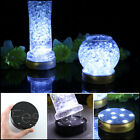 BATTERY LED HIGH POWER WEDDING EVENT CENTERPIECE VASE BASE ILLUMINATOR LIGHT
