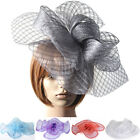 HOT party large fascinator feather hair accessory clip hat bridal wedding gift