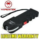 VIPERTEK Stun Gun VTS-989 - 230 Million Volt Rechargeable + LED Flashlight