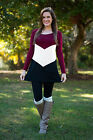 Women's Loose Long Sleeve Cotton Casual Blouse Shirt Tops Blouse tee Pullover