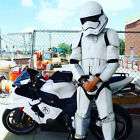 Helmet Star wars stormtrooper dot approved motorcycle $397.2 CAD