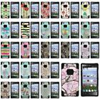 Cover for ZTE LEver LTE   Z936L Y stand Hard Soft Camo Designs Color Girly Manly