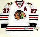 JEREMY ROENICK CHICAGO BLACKHAWKS REEBOK NHL PREMIER AWAY JERSEY NEW WITH TAGS