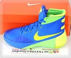 Nike Hyperdunk 2015 GS Sprite Blue Volt Green 759974-473 US 4~7Y Kids Youth