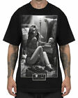 Sullen Art Collective Men's Muse Graphic T-shirt Black