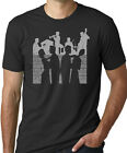 Jazz Scene T-Shirt Dance Band Tee